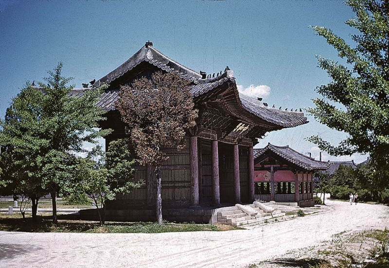 Temple, King